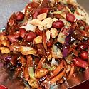 Dostava kineske hrane Beograd Soya Sos - Piletina sa povrćem i kikirikijem u soya sosu