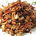 Dostava kineske hrane Beograd Soya Sos - Piletina sa povrćem u ljutom Sečuan  sosu