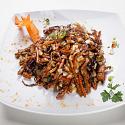 Dostava kineske hrane Beograd Soya Sos - Hrskavi komadići piletine sa povrćem u sosu po želji