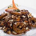 Dostava kineske hrane Beograd Soya Sos - Pohovane lignje sa povrćem u sosu po želji